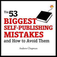 53 Biggest Self-Publishing Mistakes ebook cover