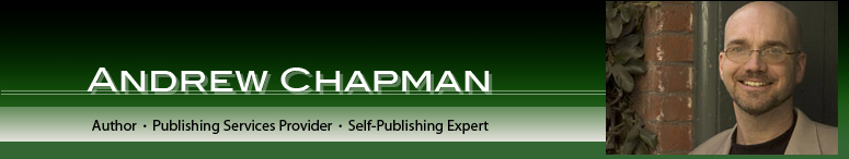 Andrew Chapman professional speaker author consultant branding publishing