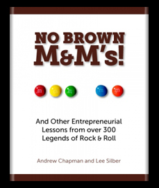 No Brown M&M's! book cover